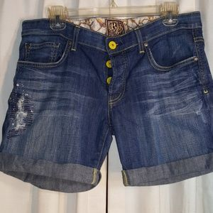 Pants - Rich E jeans short  made in US